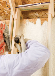 Virginia Beach Spray Foam Insulation Services and Benefits